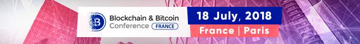 Blockchain & Bitcoin Conference France - Blockchain France 2018
